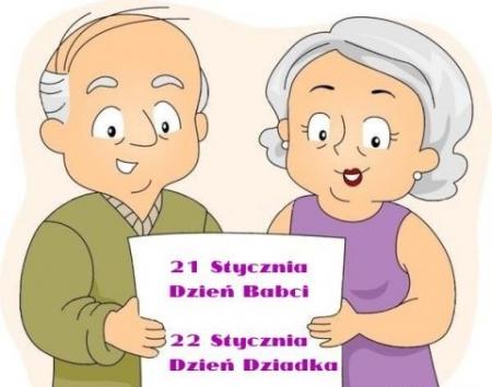Wszystkiego Najlepszego w Dniu Babci i Dziadka