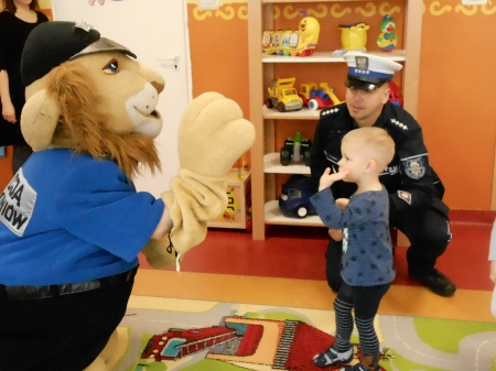 Kiedy będę duży zostanę Policjantem