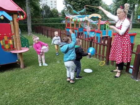 Bo Najważniejsze są Dzieci... Dzień Dziecka w naszym Żłobku